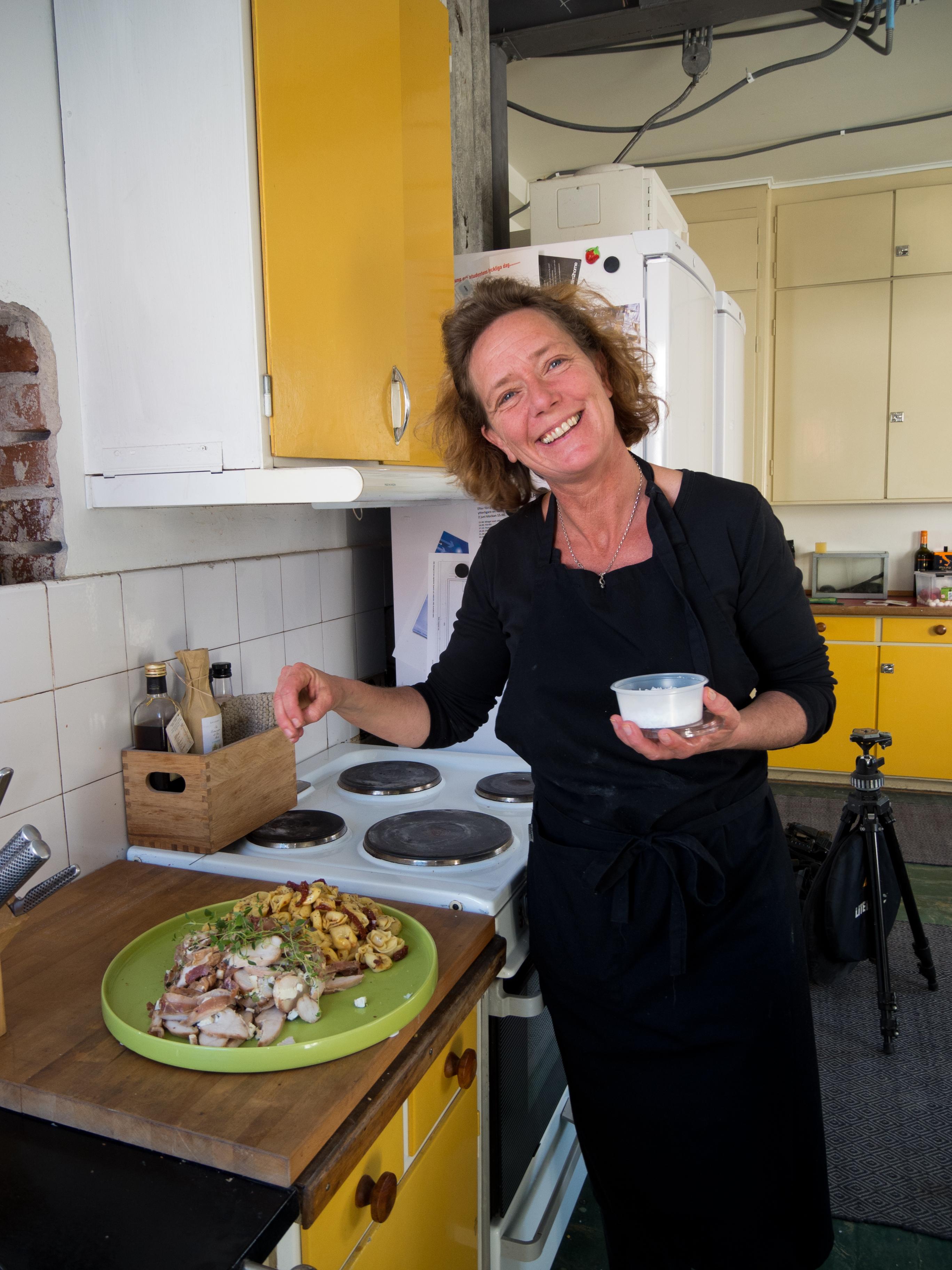 mobilakocken i ditt kök - Catering
