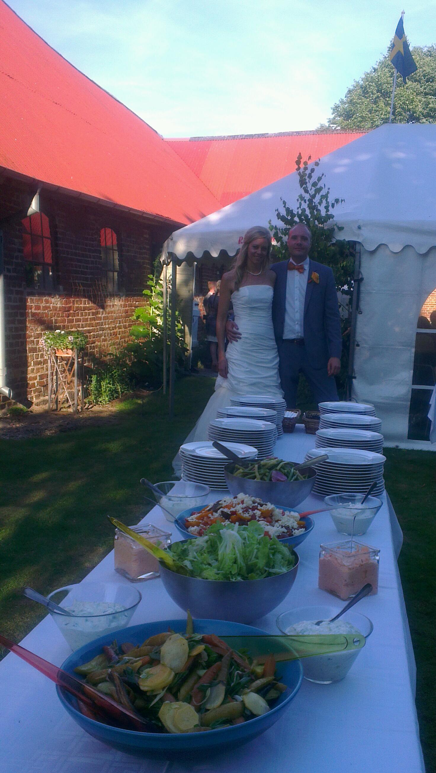 Bröllop i stening